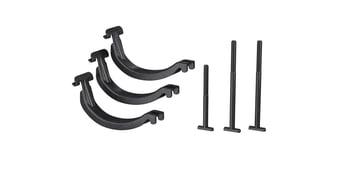 Bike Rack Around-the-Bar Adapter
